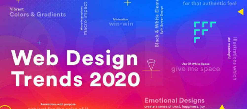 Web Design Enhancements, Trends, & Features For 2020
